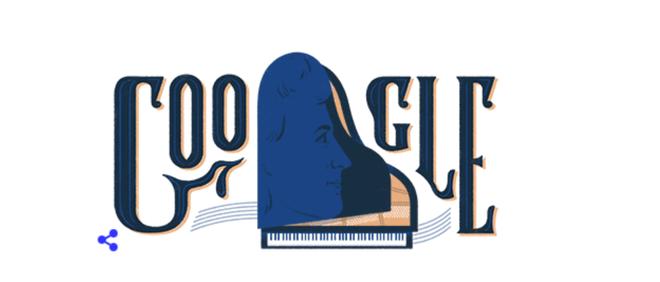 Google vinh danh Teresa Carreño, Nữ thần Piano, 2 lần đến Nhà Trắng đàn cho tổng thống - Ảnh 1.