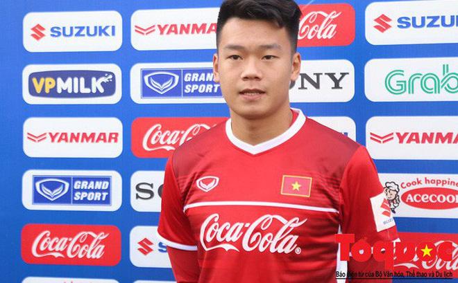 Trung vệ Nguyễn Thành Chung: