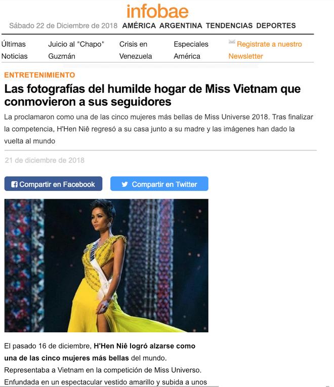 Báo nước ngoài vẫn phát sốt vì HHen Niê và giá trị thật sự của một hoa hậu - Ảnh 2.