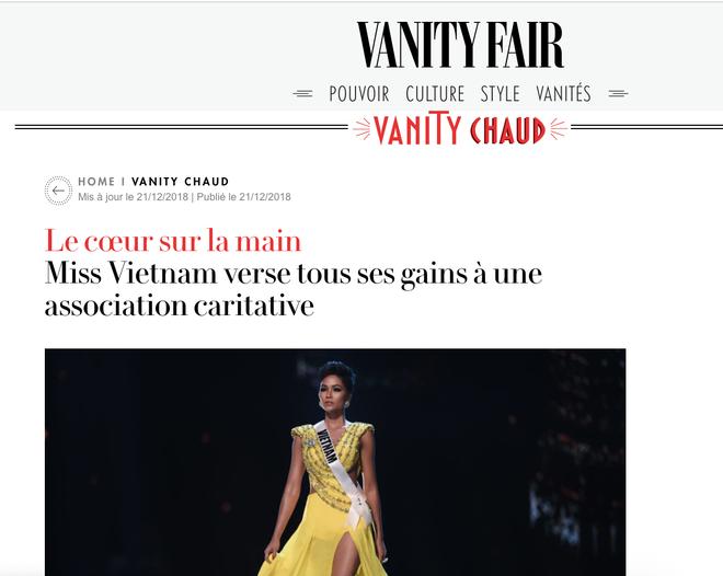 Báo nước ngoài vẫn phát sốt vì HHen Niê và giá trị thật sự của một hoa hậu - Ảnh 1.
