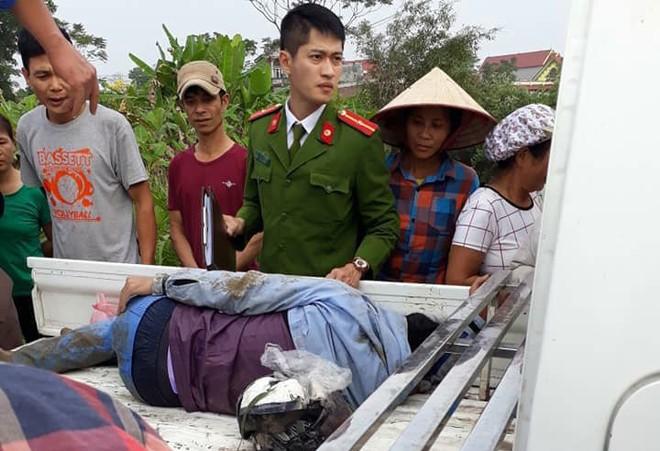Hà Nội: Hai thanh niên nghi trộm chó bị người dân vây đánh gục giữa ruộng - Ảnh 8.