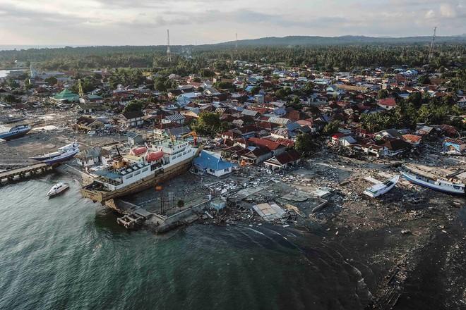 Thảm họa chồng chất tang thương: Indonesia đối mặt nguy cơ với trận sóng thần tiếp theo - Ảnh 1.