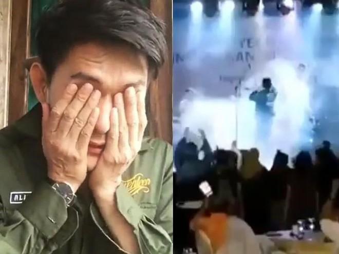 Thảm họa sóng thần ở Indonesia: Vợ chồng diễn viên thiệt mạng, con 3 tháng tuổi gào khóc vì thiếu sữa - Ảnh 3.