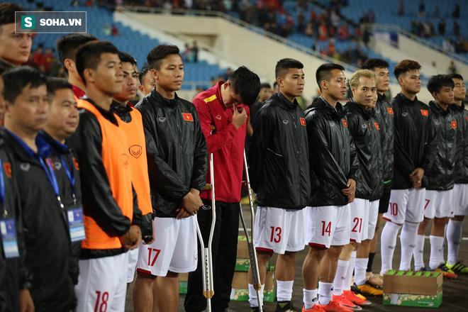 Sao Việt Nam nghẹn ngào khóc khi hát Quốc ca vì chấn thương, lỡ Asian Cup - Ảnh 8.