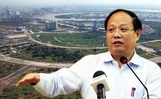 Ông Tất Thành Cang bị cách chức Ủy viên Trung ương Đảng, Phó Bí thư Thành ủy TPHCM
