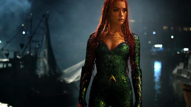 Mỹ nhân phim Aquaman: Nhan sắc đẹp nhất thế giới vẫn bị tẩy chay vì đào mỏ Johnny Depp  - Ảnh 1.