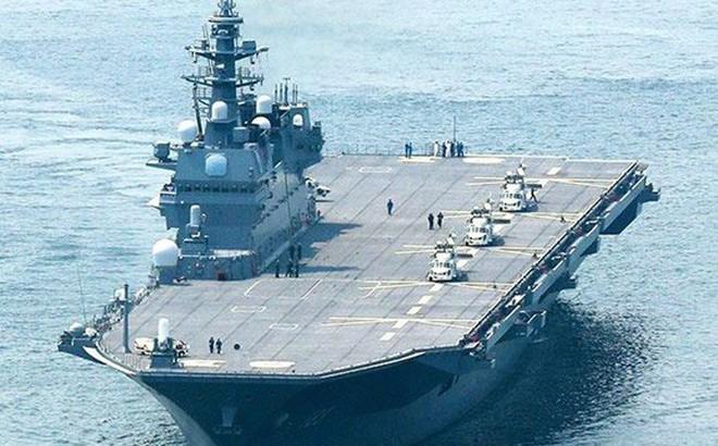 Chiến lược quốc phòng - an ninh Nhật Bản đang dịch chuyển
