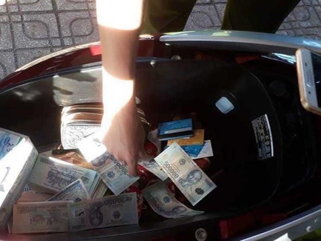 Cảnh giác chiêu biến tờ 20.000 đồng thành 500.000 đồng - Ảnh 1.