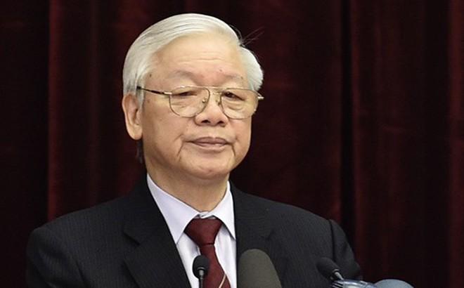 Tổng Bí thư, Chủ tịch nước Nguyễn Phú Trọng: 3 ủy viên bị đưa ra khỏi BCH TƯ khóa 12