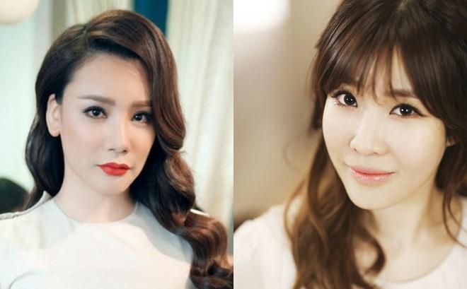 Nữ ca sĩ Hàn Quốc có giọng hát đàn áp Hồ Quỳnh Hương đáng sợ cỡ nào?