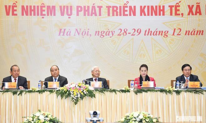 Tổng Bí thư, Chủ tịch nước Nguyễn Phú Trọng: Kiên quyết đấu tranh loại bỏ những người tham nhũng, hư hỏng - Ảnh 3.