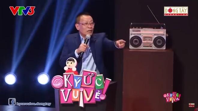 MC Lại Văn Sâm gây xúc động khi hỏi Thanh Bạch câu này! - Ảnh 3.