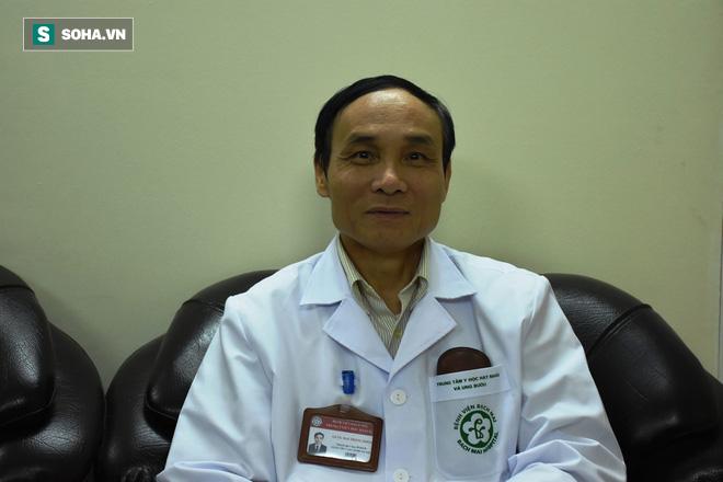GS.TS Mai Trọng Khoa: Phát hiện gen mở ra hướng mới trong điều trị ung thư - Ảnh 3.