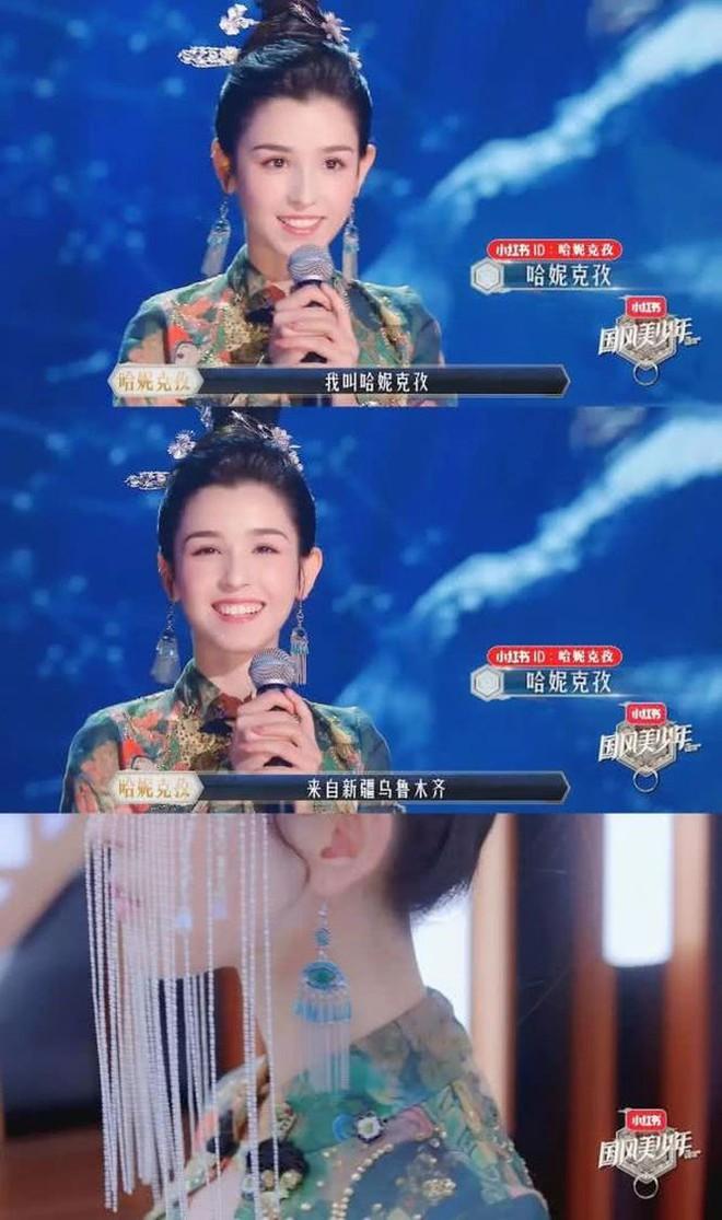"""Mê đắm nhan sắc mỹ nhân Tân Cương đang được cả Trung Quốc """"lùng sục"""" - Ảnh 3."""