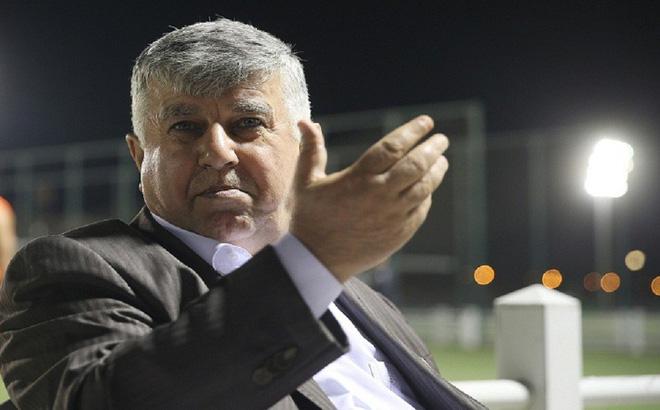 Chủ tịch LĐBĐ Iraq chia sẻ tham vọng lớn trước trận gặp Việt Nam