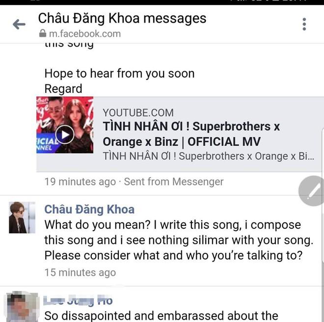 Bạn thân Hồ Ngọc Hà bị nhạc sĩ Hàn Quốc đe doạ cho người sang Việt Nam xử lý  - Ảnh 4.