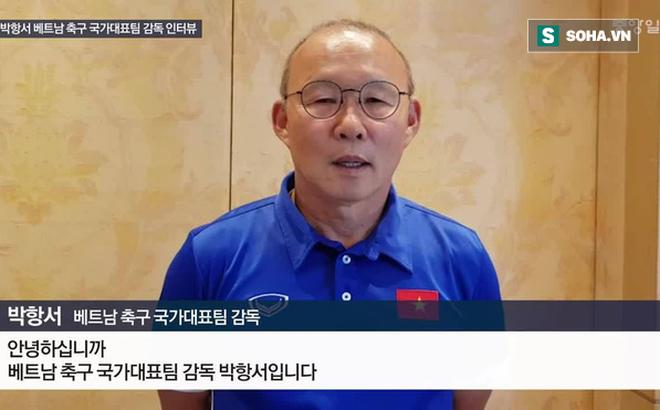 """HLV Park Hang-seo: """"Tôi sẽ không rời Việt Nam, tôi chẳng việc gì phải đi đâu cả!"""""""