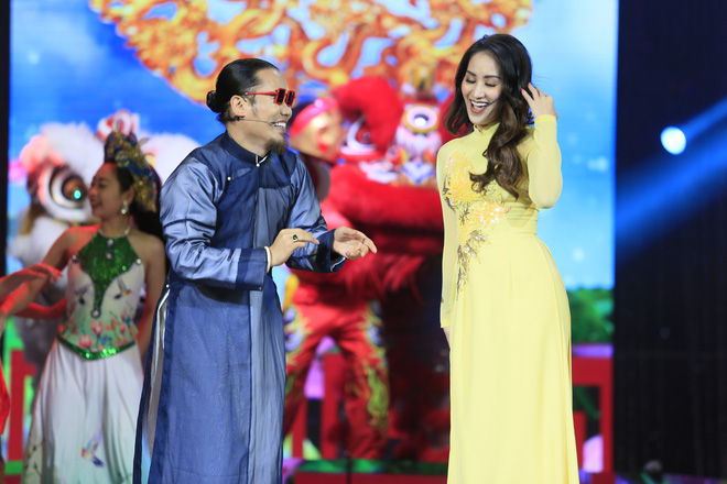 Sau 8 năm, Khánh Thi - Vượng Râu tái hợp trên sân khấu - Ảnh 4.