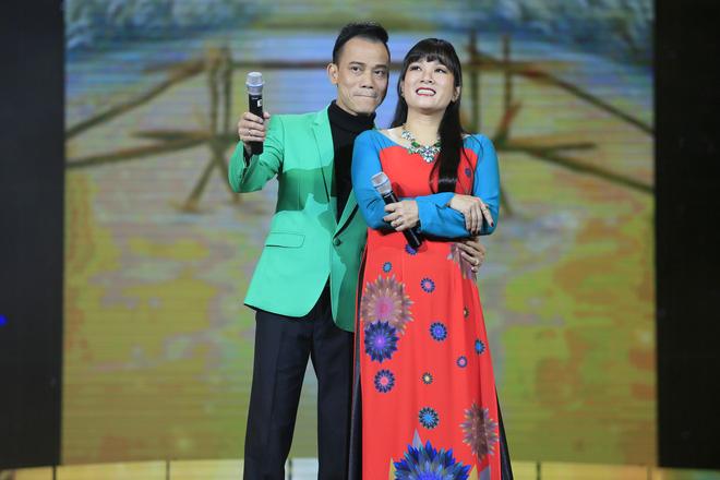 Sau 8 năm, Khánh Thi - Vượng Râu tái hợp trên sân khấu - Ảnh 8.