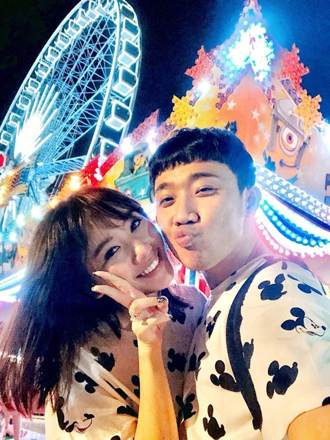 Trấn Thành - Hari Won: Đôi vợ chồng chăm diện đồ đôi nhất showbiz Việt - Ảnh 7.