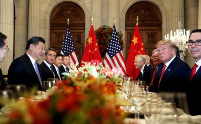"""Cuộc gặp thượng đỉnh Mỹ - Trung: 90 ngày """"hòa hoãn"""" hay """"câu giờ""""?"""