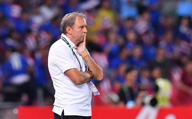 """HLV Thái Lan vẫn ngẩng cao đầu kiêu hãnh vì """"không thua trận nào"""" ở AFF Cup 2018"""