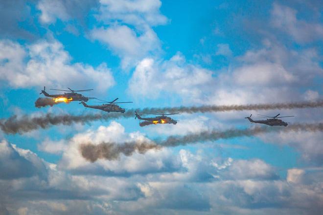 Hơn 4.000 cuộc tập trận sẽ được Nga tổ chức trong năm 2019: Phương Tây ớn lạnh - Ảnh 1.