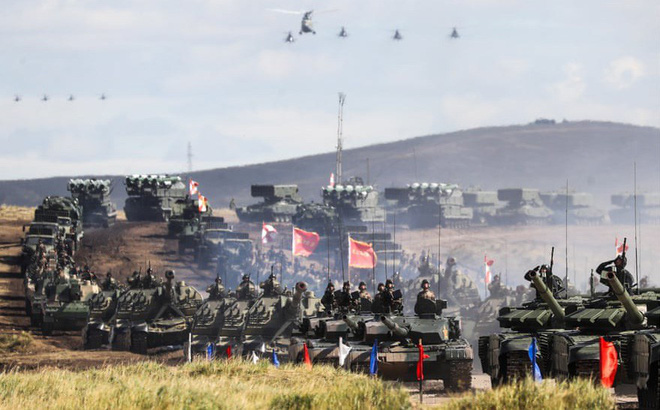 """Hơn 4.000 cuộc tập trận sẽ được Nga tổ chức trong năm 2019: Phương Tây """"ớn lạnh"""""""