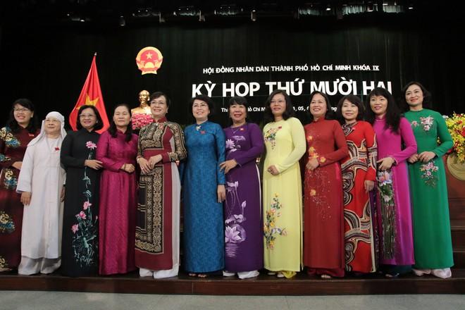 Bà Nguyễn Thị Quyết Tâm được 81 phiếu tín nhiệm cao - Ảnh 1.