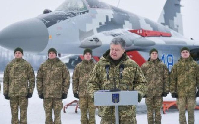 Ukraine sắp tổng động viên quân đội để đối phó với Nga?