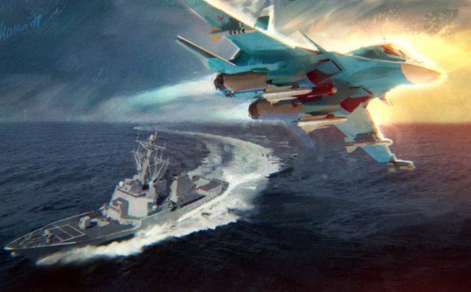 Điều Mỹ không thể tưởng tượng: Nga đang giấu căn cứ quân sự lớn nhất thế giới ở Crimea?