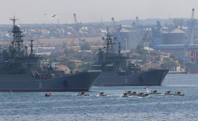 Căng thẳng Nga - Ukraine: Ai ngư ông đắc lợi? - Ảnh 1.