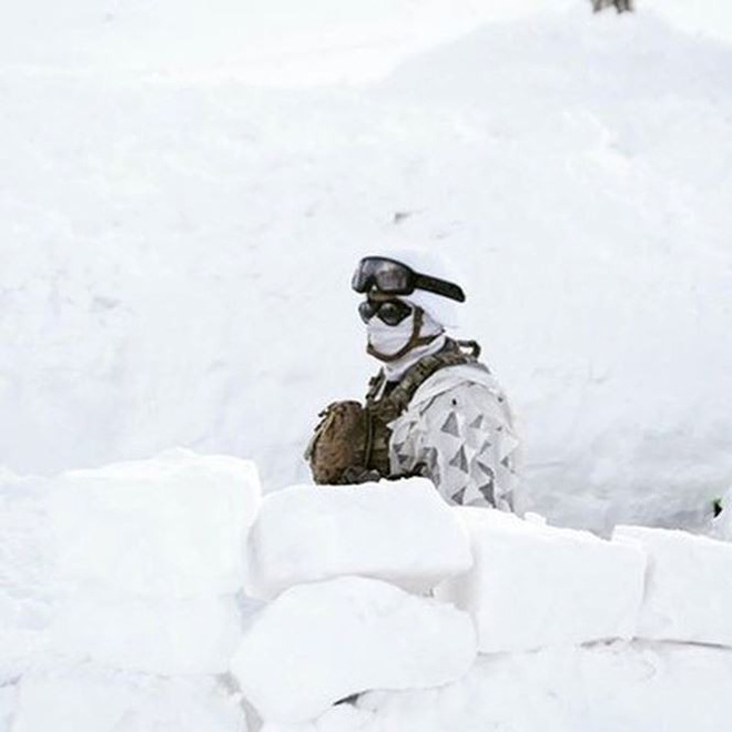 Lính Mỹ chuẩn bị cho chiến tranh rừng núi như thế nào? - Ảnh 1.