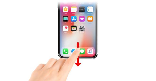 [Không phải ai cũng biết] Cách sử dụng điện thoại màn hình lớn bằng một tay - Ảnh 2.