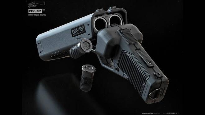 Chiêm ngưỡng Kẻ trừng phạt - mẫu súng shotgun cưa nòng siêu đẹp - Ảnh 4.