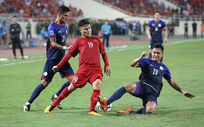 Tung đòn quyết định vào lưới Philippines, Quang Hải nhận ngay phần thưởng đặc biệt