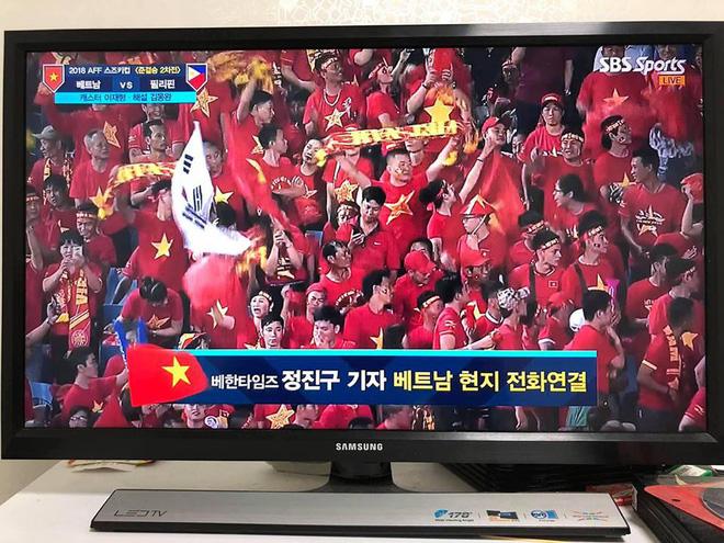 ĐT Việt Nam lọt Top 1 tìm kiếm trên cổng thông tin lớn nhất Hàn Quốc sau khi vượt qua bán kết - Ảnh 1.