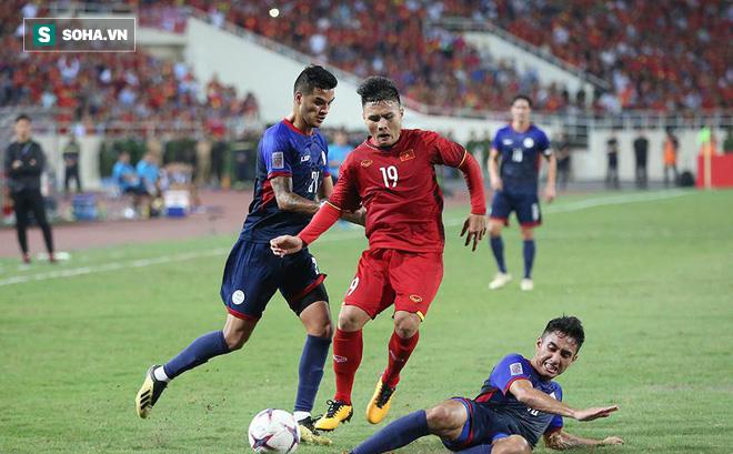 Tuyển Việt Nam sẽ nhận thưởng 1 tỷ đồng nếu ghi bàn vào lưới Malaysia