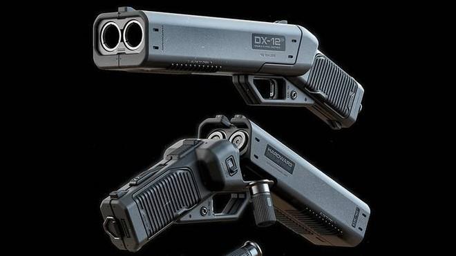 Chiêm ngưỡng Kẻ trừng phạt - mẫu súng shotgun cưa nòng siêu đẹp - Ảnh 5.