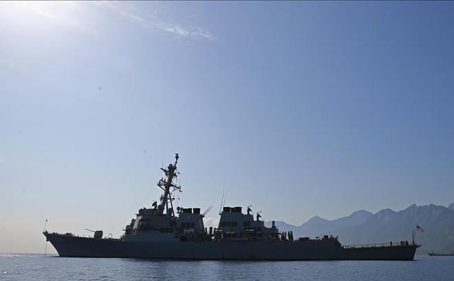 """Mỹ gấp rút chuẩn bị điều tàu chiến tới biển Đen: Thách thức """"Gấu"""" Nga?"""