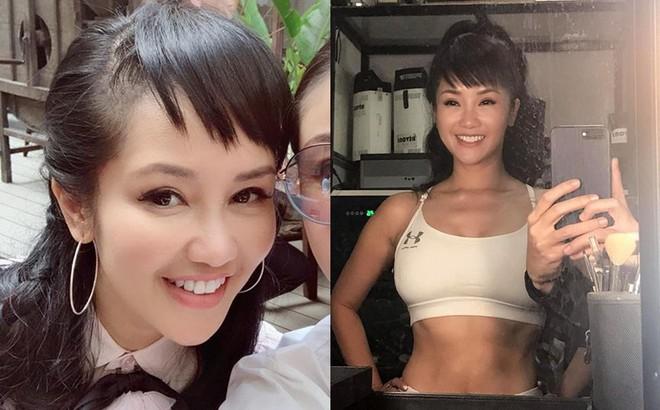 Diva Hồng Nhung suy kiệt, sụt nhiều cân sau ly hôn