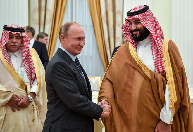 Bòn rút hết đồng minh của Mỹ, ông Putin đưa Nga tiệm cận ngôi vương ở Trung Đông - Ảnh 1.