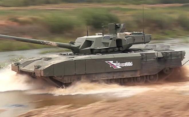 Kíp lái xe tăng M1 Abrams Mỹ nghĩ gì về xe tăng T-14 Armata Nga: Câu trả lời chân thực?
