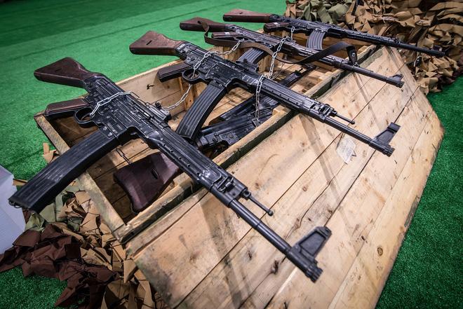 Tiết lộ về những vũ khí kỳ lạ nhất mà Nga thu được của khủng bố IS ở Syria - ảnh 2
