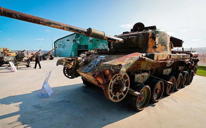 """Tiết lộ về những vũ khí """"kỳ lạ nhất"""" mà Nga thu được của khủng bố IS ở Syria"""