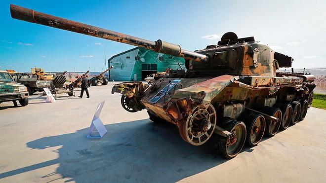 Tiết lộ về những vũ khí kỳ lạ nhất mà Nga thu được của khủng bố IS ở Syria - ảnh 1
