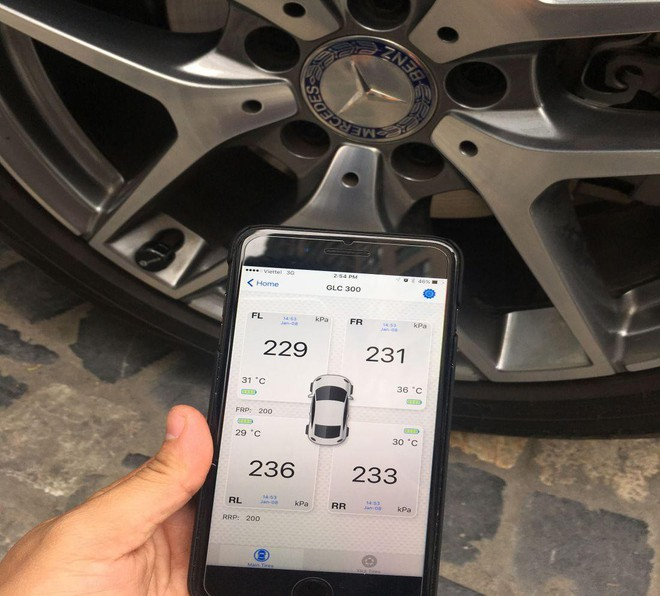 Áp suất lốp xe ô tô là gì, bao nhiêu là đủ? - Ảnh 4.