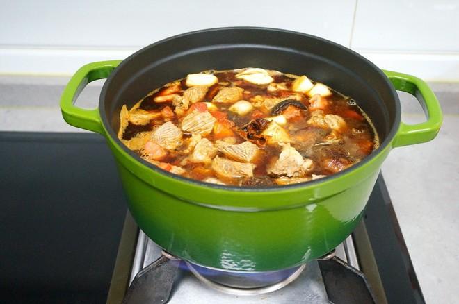 Trời chuyển lạnh vào bếp nấu món canh thịt bò ngon đậm đà thơm nức mũi - Ảnh 5.