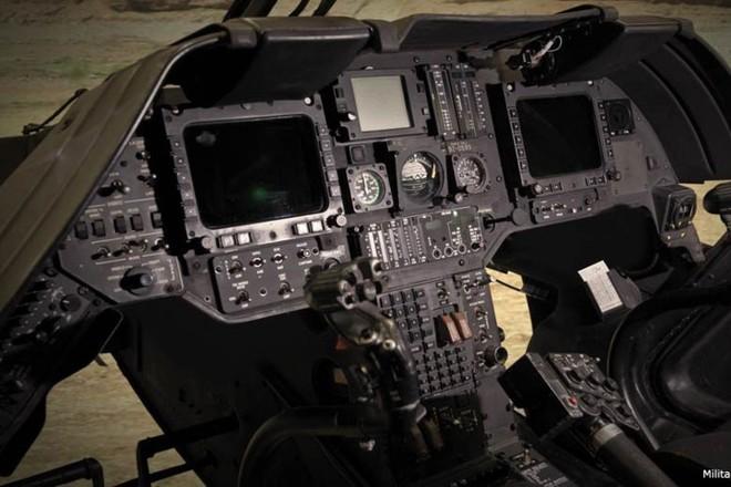 """Ảnh: Trực thăng """"Chiến binh"""" trinh sát OH-58D Kiowa của quân đội Mỹ - Ảnh 9."""