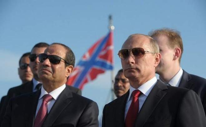 """""""Bòn rút"""" hết đồng minh của Mỹ, ông Putin đưa Nga tiệm cận """"ngôi vương"""" ở Trung Đông"""